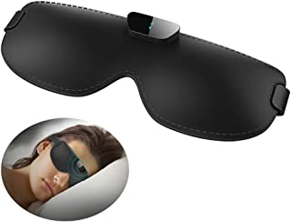 LMEIL Anti Snoring Devices, Anti Snoring Mask - Smart Snore Stopper for Women and Men Smart Recognition Technology, Bluetooth Technology Records and Analyzes Sleep Datas