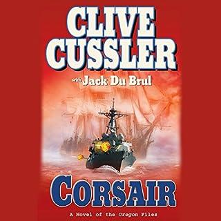 Corsair audiobook cover art