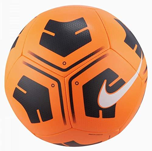 Nike Park-Team, Calcio Palla Unisex Adulto, Arancione/Nero/Bianco, 5
