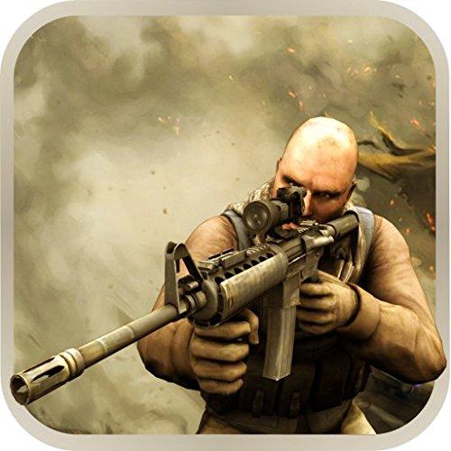 Ciudad Sniper: Encuentro Militar - juego de guerra de Pro 2016