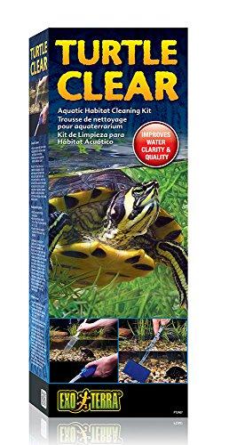 EXO TERRA Exoterra Trousse de Nettoyage pour Aqua Terrarium pour Reptile/Amphibien