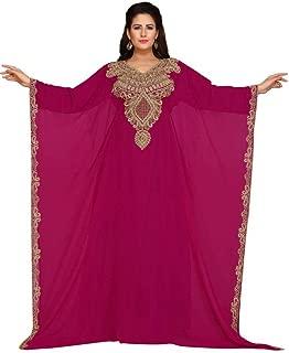 Women's Exclusive Farasha Dress Two Side Open