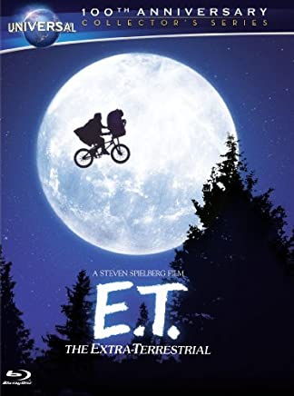 E.T. The Extra-Terrestrial - Anniversary Edition (Blu-ray + DVD + Digital Copy + UltraViolet) by Universal Studios