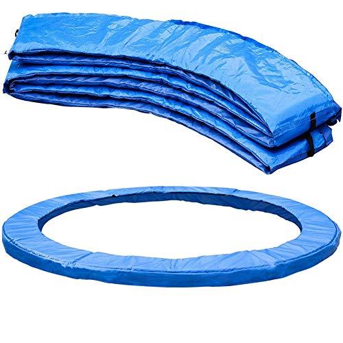 Genric Reemplazo Trampolín Protectora 183/244/306/366/396/427/488cm Cubierta para Borde de Cama Elástica Resortes de Trampolín,Resistente a los Rayos UV,Resistente a los Desgarros