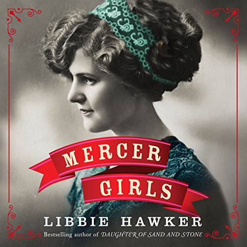 Mercer Girls audiobook cover art
