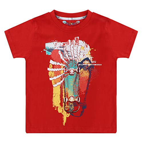 Upto 60% discount on Superminis Boys Digital Printd TShirts