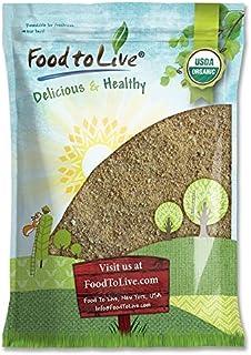 Organic Brown Coconut Sugar, 5 Pounds - Non-GMO, Pure Palm Sugar, Kosher, Vegan, Fair Trade, Unrefined, Gra...