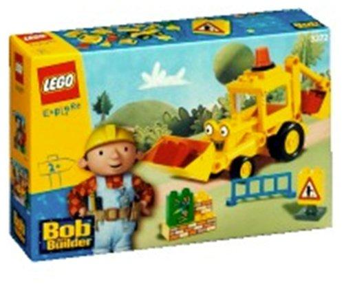 LEGO Bob der Baumeister 3272 - Baggi repariert d.Str.