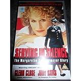 Serving in Silence: The Margarethe Cammermeyer Story [VHS]