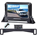 Rohent R1 HD 1080P Backup Camera and Monitor Kit 2021 Version Two...