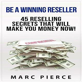 Be a Winning Reseller audiobook cover art