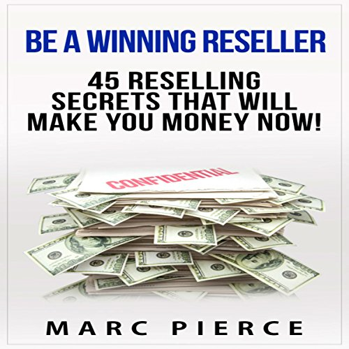 Be a Winning Reseller audiobook cover art