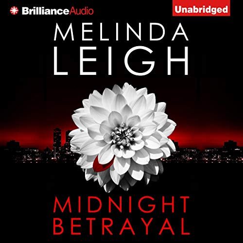 Midnight Betrayal Audiobook By Melinda Leigh cover art