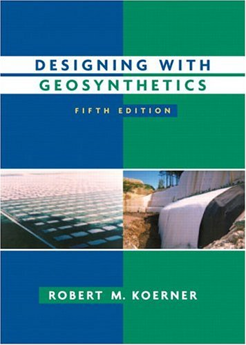 Download Designing with Geosynthetics (5th Edition) 0131454153