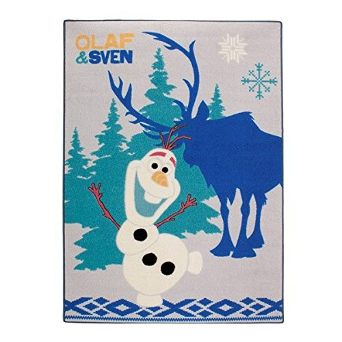 Disney Frozen : Alfombra Infantil