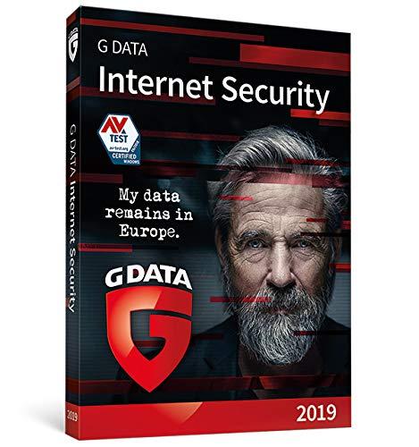 G DATA Internet Security 2019 | 3 appareil | 1 An | PC | Code d'activation PC - envoi par email