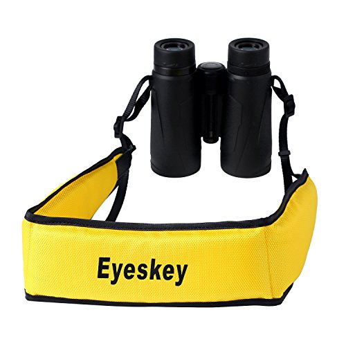 Eyeskey Universal Offshore Floating Strap for Your Waterproof Camera/Binoculars