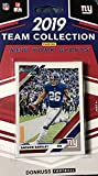 New York Giants 2019 Donruss Factory Sealed 11 Card Team Set with Saquon