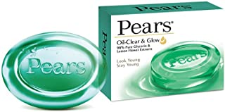 Pears Oil Clear & Glow Soap Bar 75gm