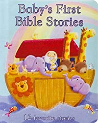 Baby's First Bible Stories  from Amazon.com