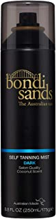 Bondi Sands Self Tanner Mist - Sunless Tanning Spray for a Quick-Dry Tan - Use for a Natural Looking Australian Golden Tan (8.8 FL. OZ)