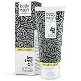 Australian Bodycare Body Wash 200ml | Tea Tree Oil und Lemon Myrtle | Teebaumöl Duschgel für...