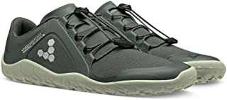 vivobarefoot Homme Primus Trail II All Weather FG Chaussures, Gris, EU 43