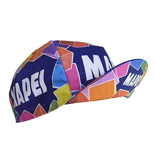 Apis Retro RAD Team - Gorra, diseño Vintage, Multicolor