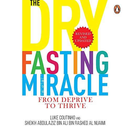 The Dry Fasting Miracle cover art