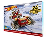 Hot Wheels Mattel Adventskalender inkl. 8 Fahrzeuge DSH60 - 2