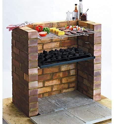 HomeZone Garden Mile® Large Build Your Own Garden Charcoal...