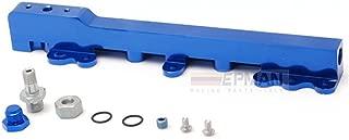 High Volume Aluminum Fuel Rail for Honda D15B7 D15B8 D16A6 D16Z6 Fuel Injector