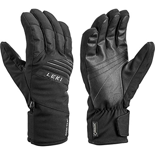 LEKI Space GTX Handschuhe, schwarz, 8,5