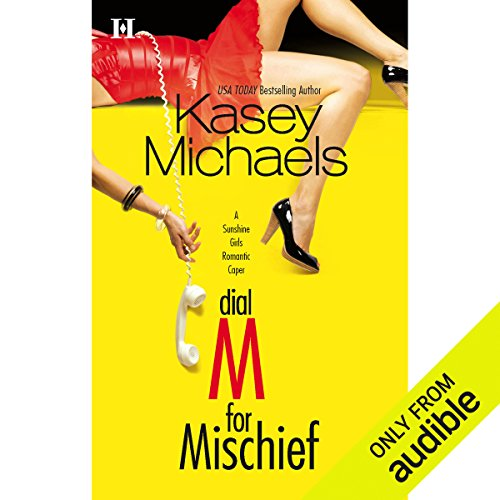 Dial M for Mischief audiobook cover art