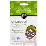 Miss Spa Charcoal Clarifying Mask, 0.88 oz.
