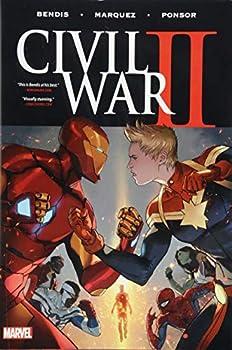 Civil War II - Vol 1-8   Magazine and Comic Book