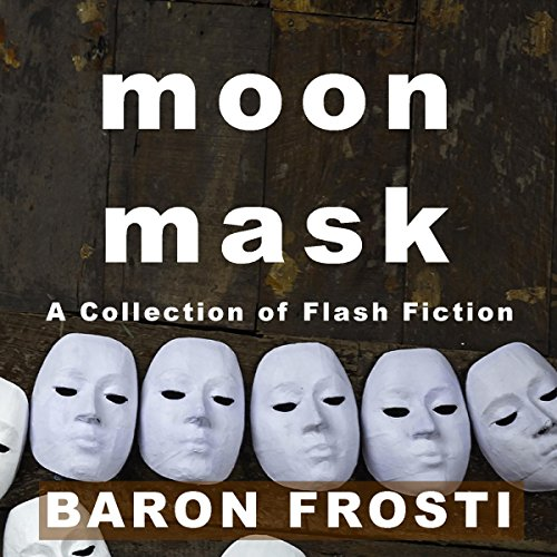 Moon Mask audiobook cover art