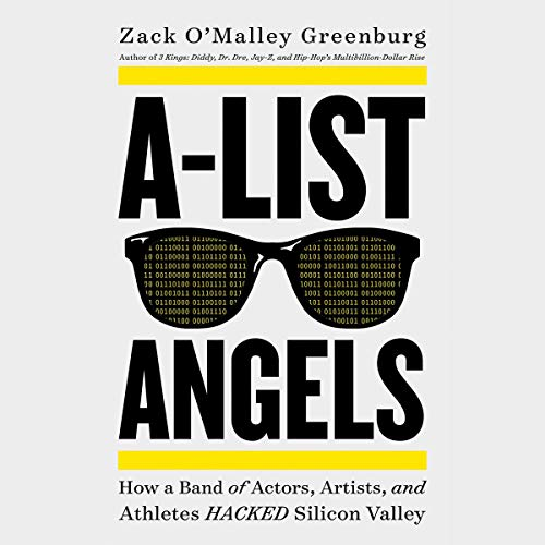 A-List Angels cover art