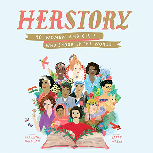 HerStory audiobook cover art