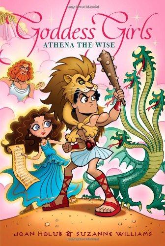 Athena the Wise (5) (Goddess Girls)