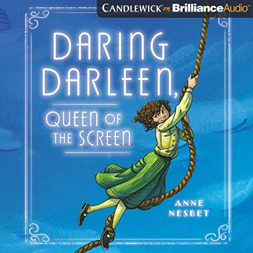 Daring Darleen, Queen of the Screen Titelbild