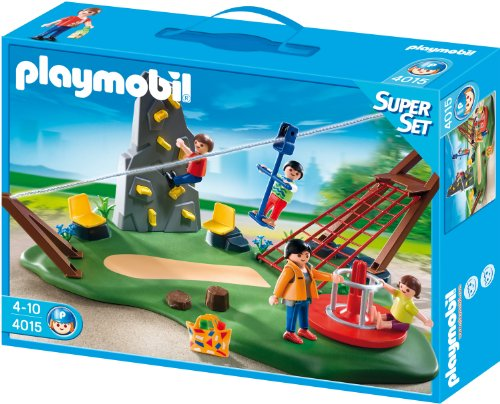 Playmobil 4015 - SuperSet Aktiv-Spielplatz