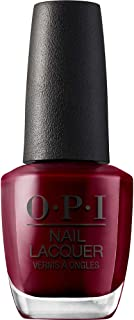 OPI Nail Lacquer Malaga, Wine/red, 15 ml