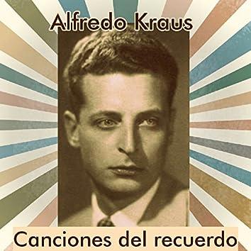 Alfredo Kraus - Canciones del Recuerdo