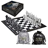 The Noble Collection Wizard Chess Set