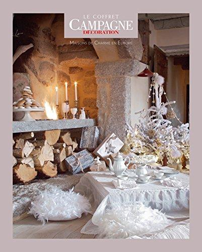 Coffret : Authentiques maisons de famille: Un Noël à la campagne + Le Charme du bois