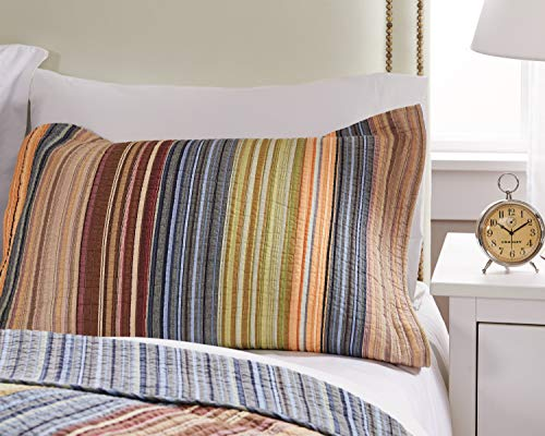 Greenland Katy King Sham-Multi, Multicolor