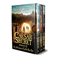The Caesar Secret Box Set: Books 1-3: An Adventure Guild Story (The Adventure Guild)