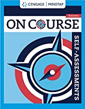 MindTap Self-Assessment for Downing's On Course: Strategies for Creating Success in College and in Life, 1 term Printed Access Card
