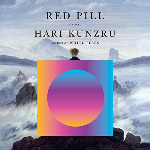 Red Pill audiobook cover art